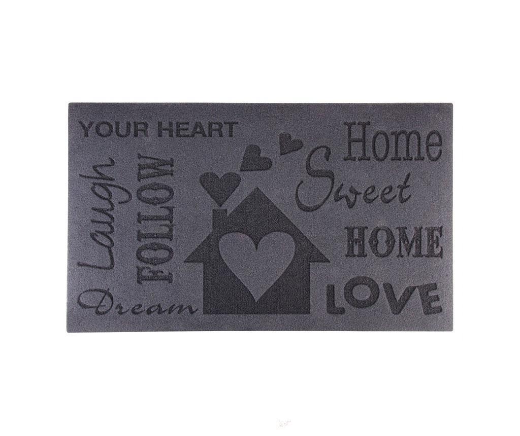 Wycieraczka Home Sweet Home 45x75 cm