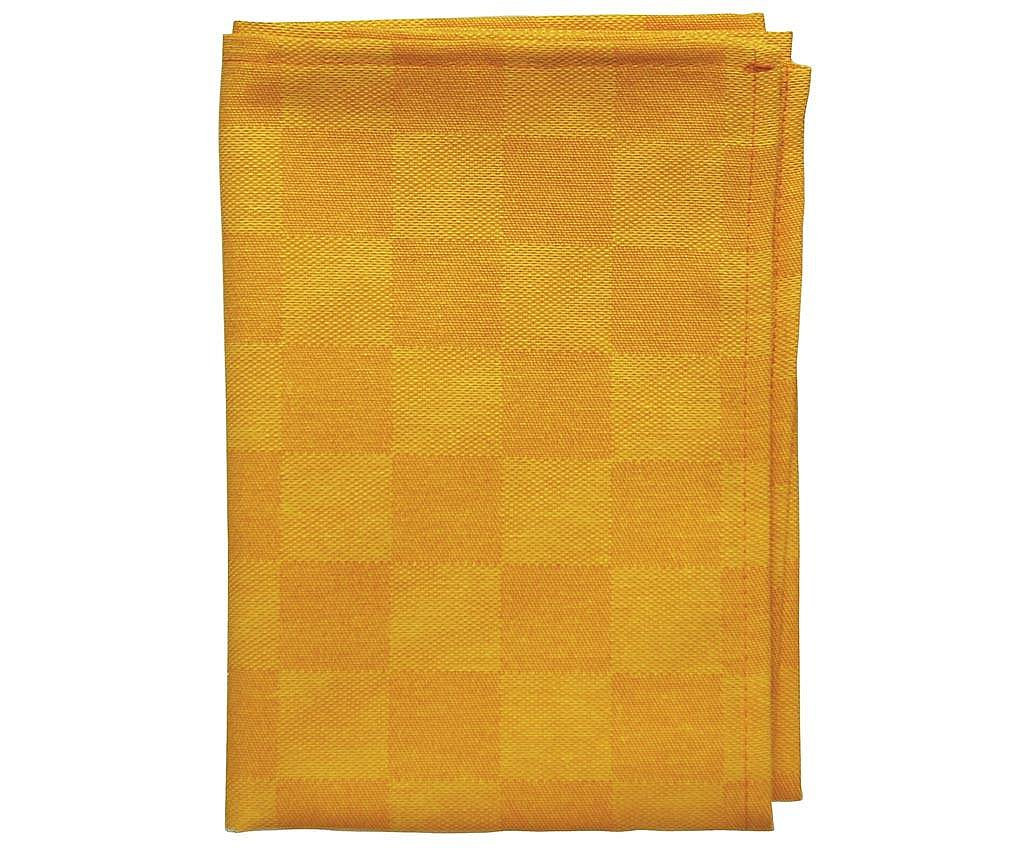 Prosop de bucatarie Paxton Dark Yellow 50x70cm