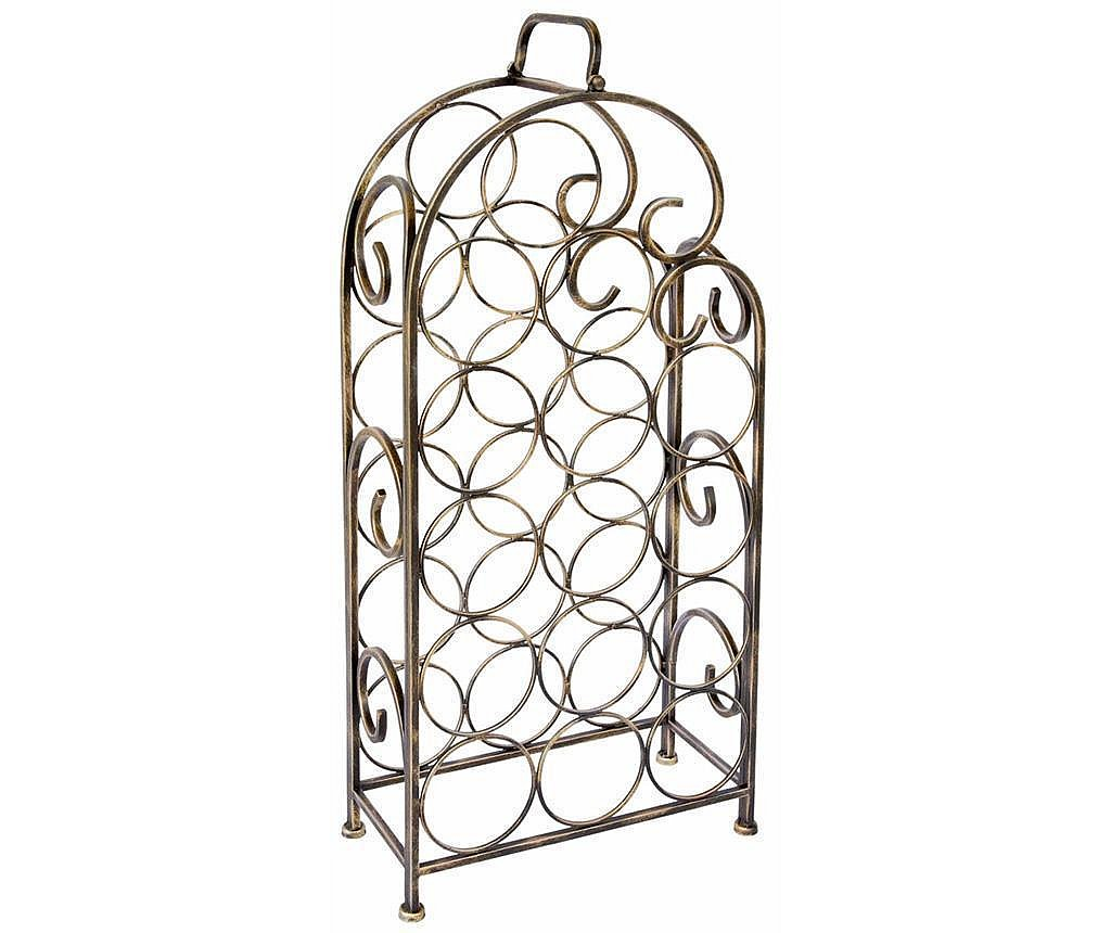 Suport pentru sticle Iron Gate