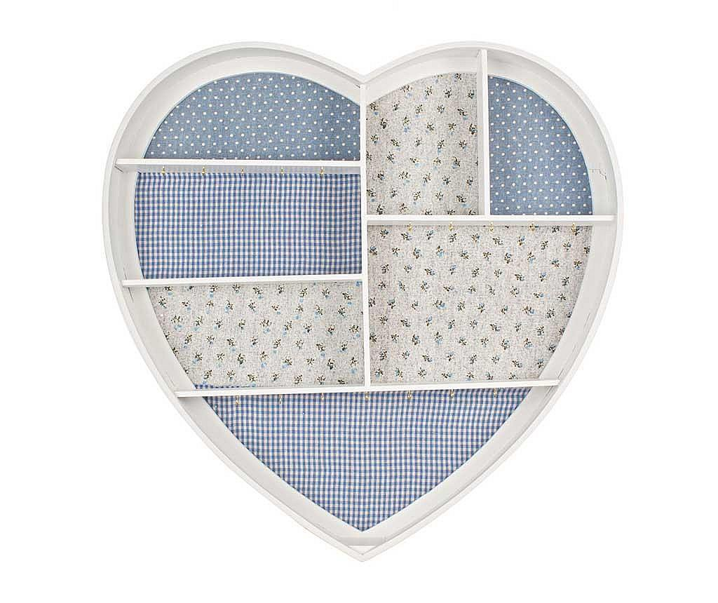 Ormarić za nakit Blue Heart