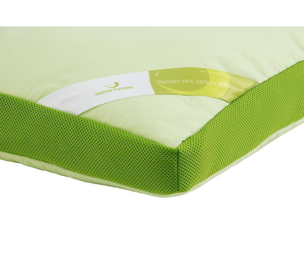 Jastuk Aero Memory Bamboo Green 50x60 cm