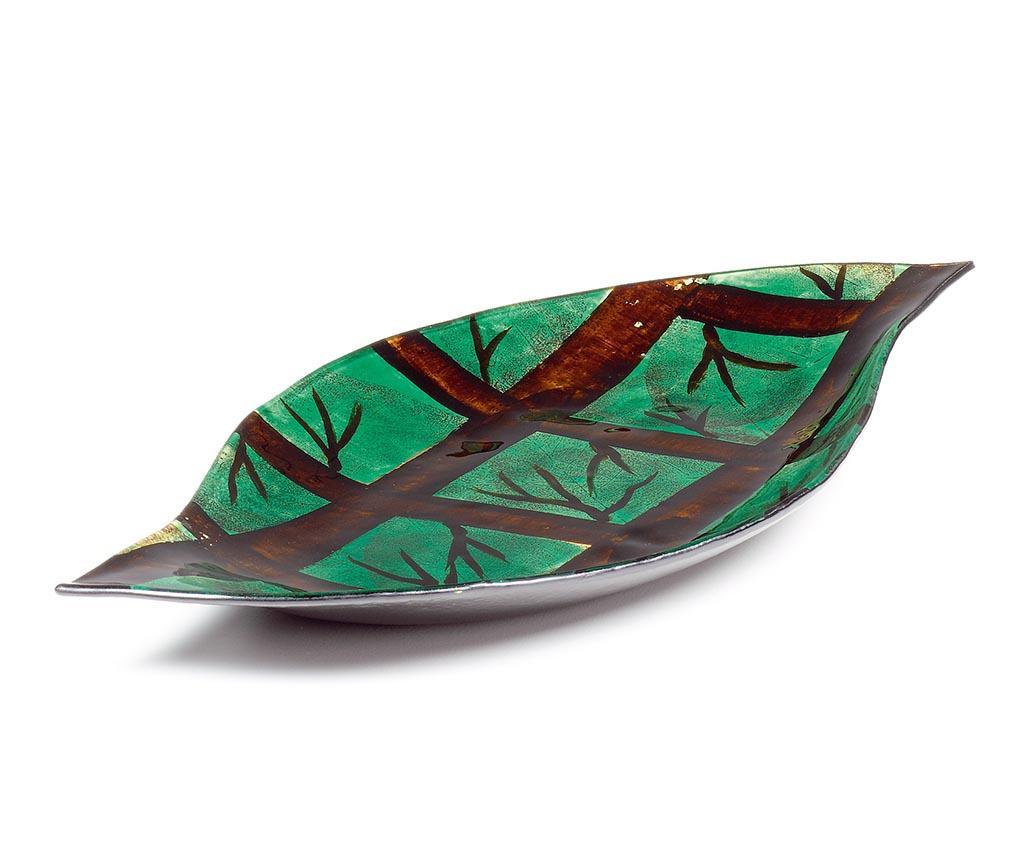 Ukrasni pladanj Trees Abstract Green