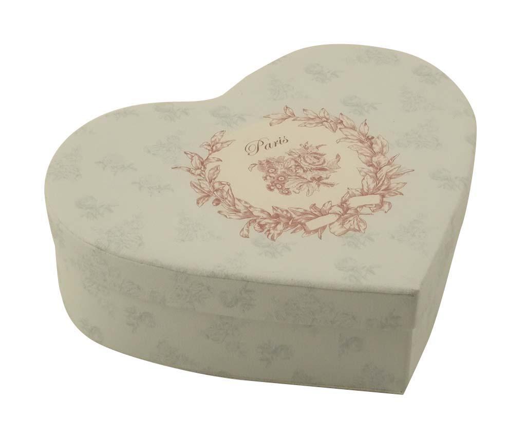 Kutija za nakit Heart In Pars