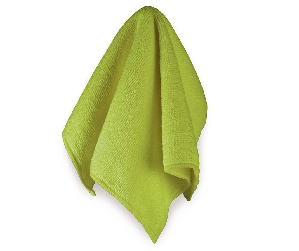 Laveta microfibre Melita Green