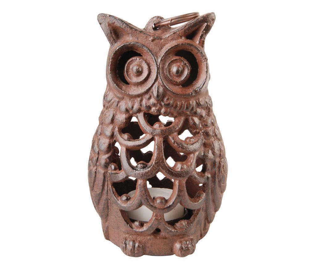 Świecznik Owl