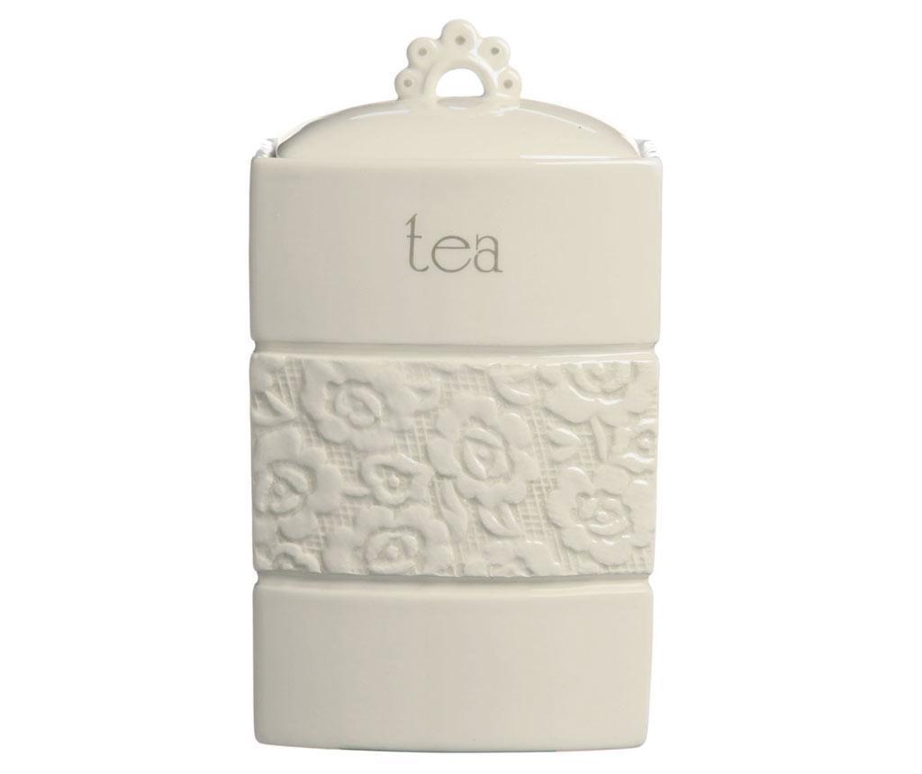 Recipient cu capac pentru ceai Lacie M