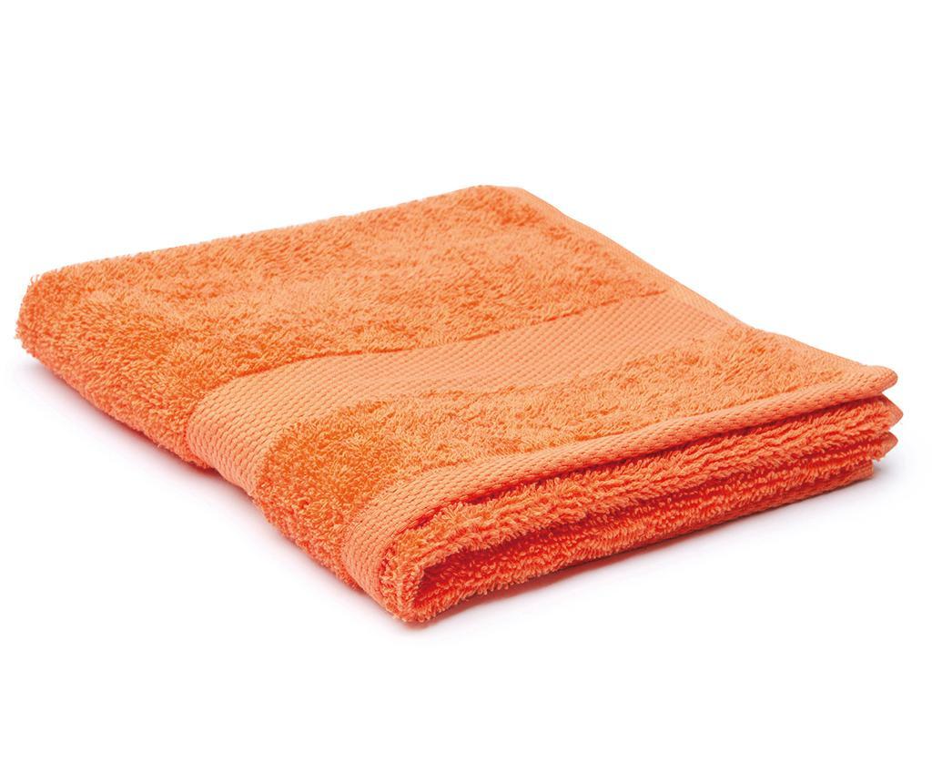 Prosop de baie Linea Orange 60x100 cm