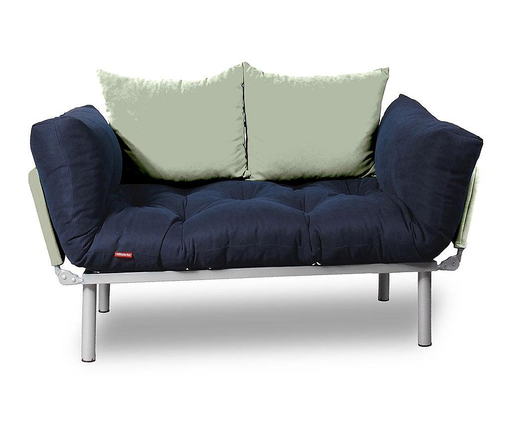 Sofa extensibila Relax Navy Cream