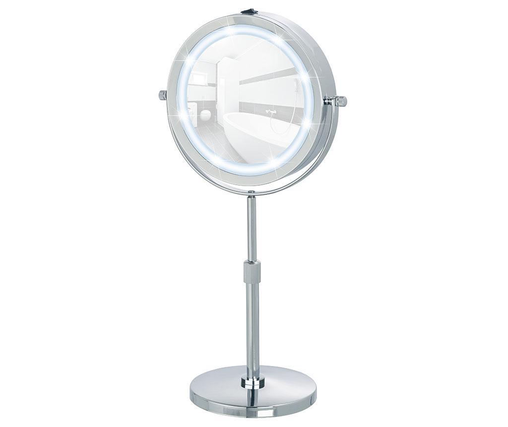 Oglinda cosmetica cu LED Lumi