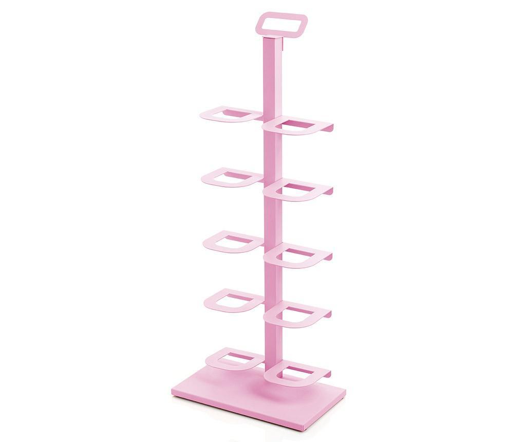 Stalak za obuću Rack Pink