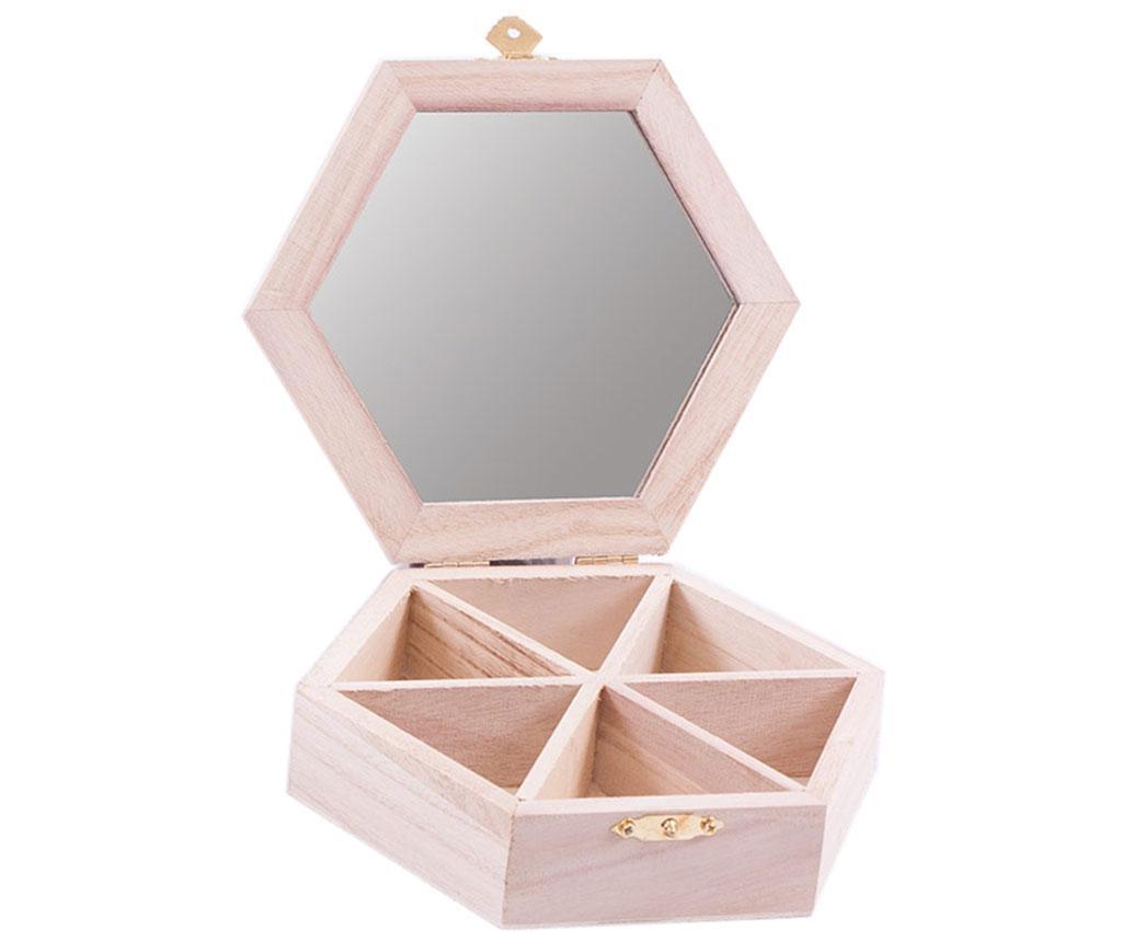 Kutija za nakit 'Uradi sam' Hexagon