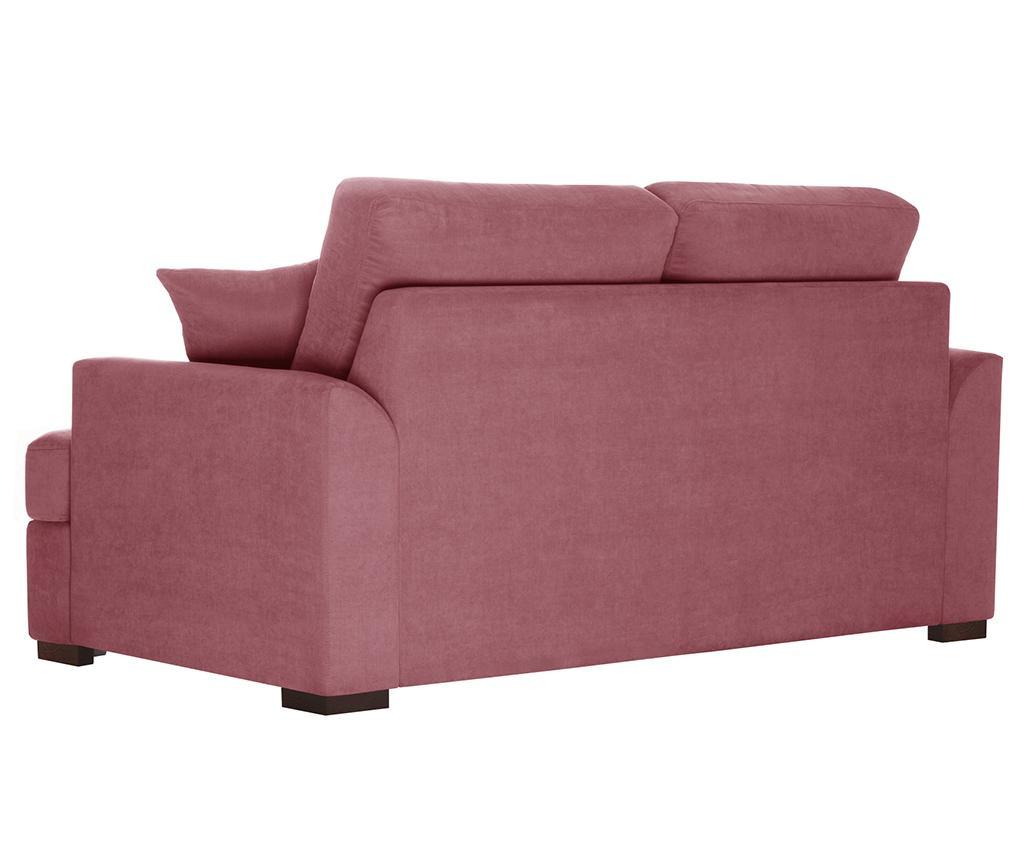Sofa dvosjed Irina Peach Rose