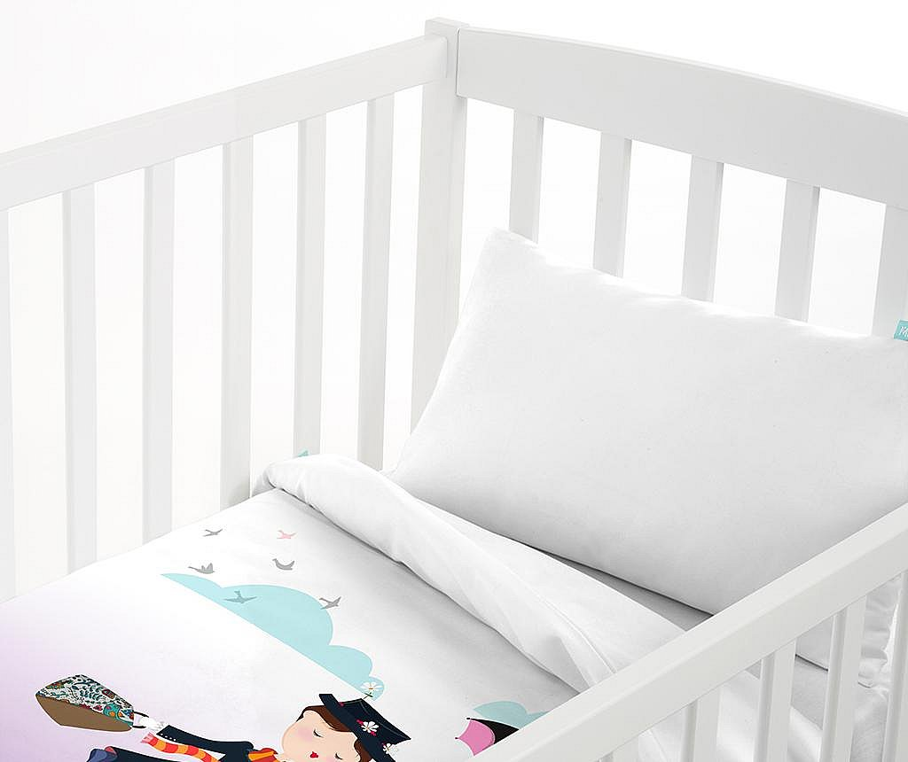 Posteljina za krevetić Spit Spot Uni