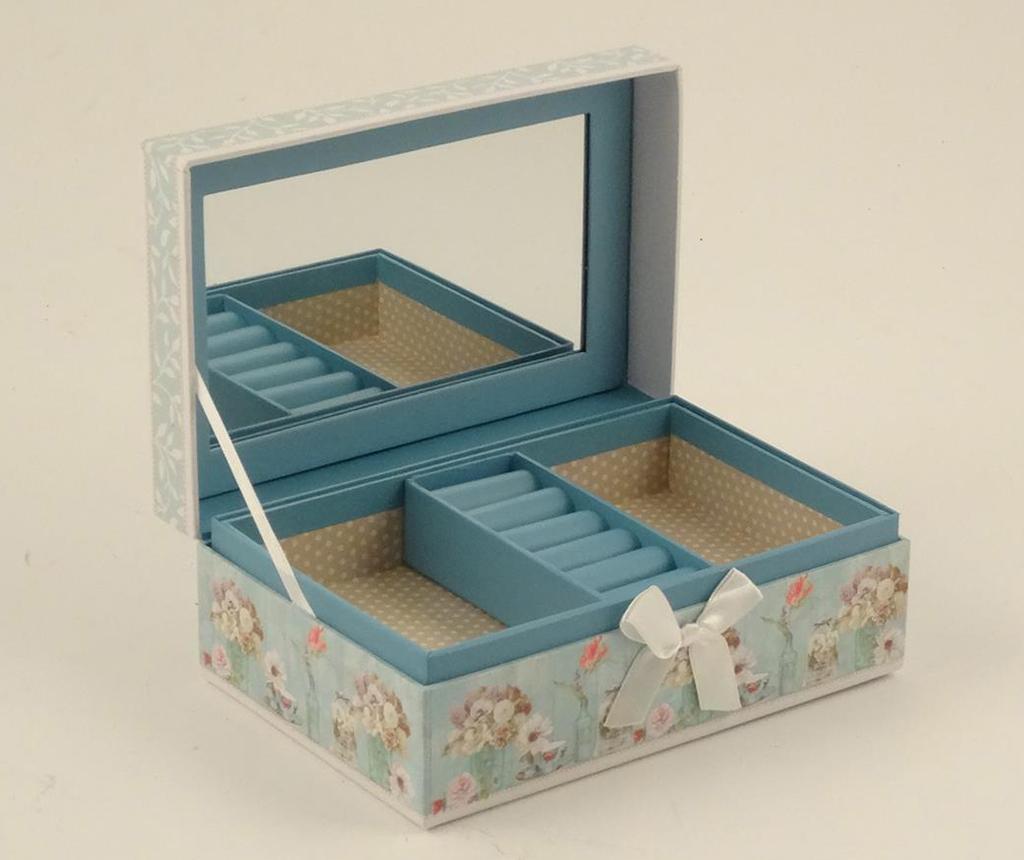 Kutija za nakit Lovely Flowers