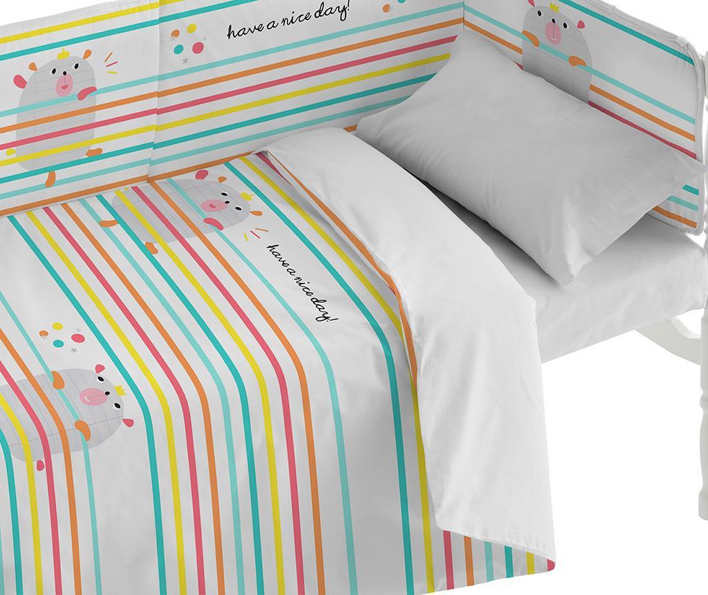 Posteljina za krevetić Nice Day