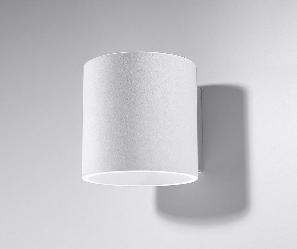 Lampa ścienna Roda White