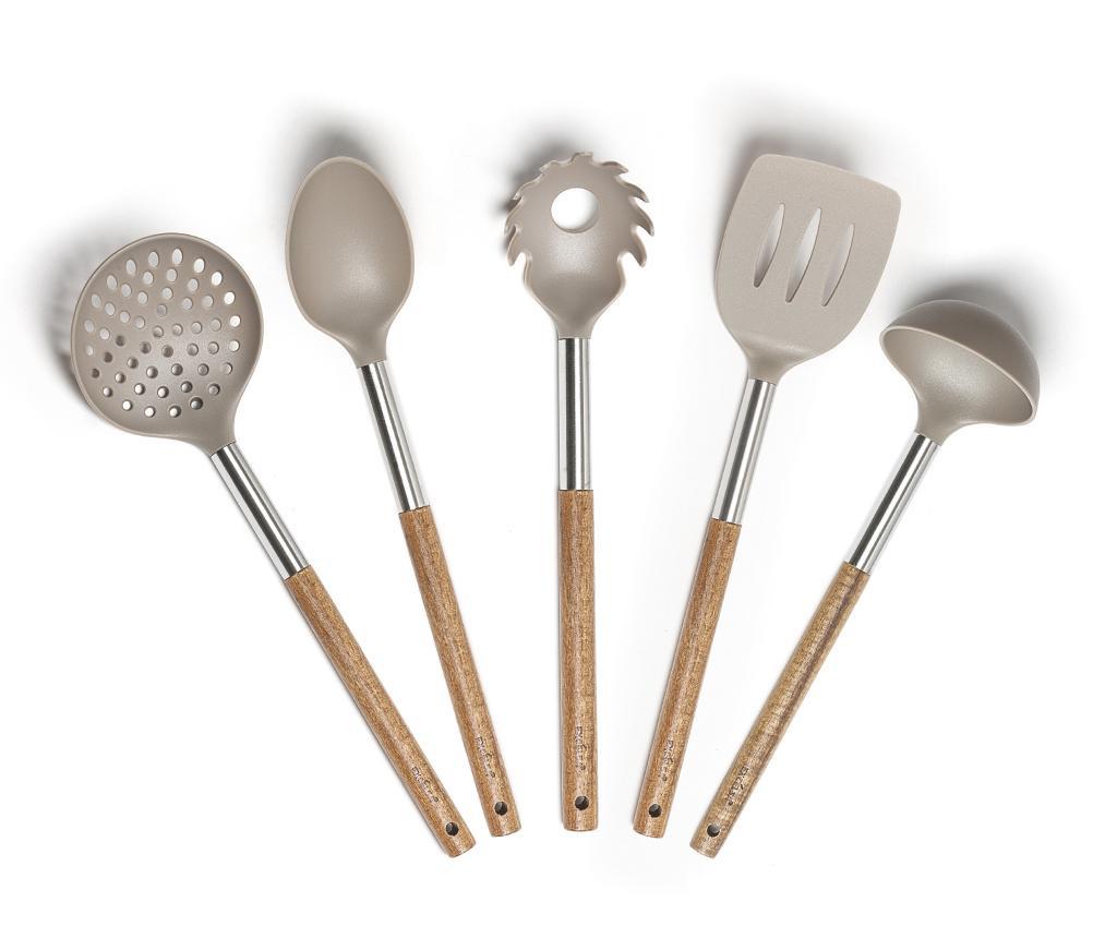 Zestaw 5 przyrządów kuchennych Macacia