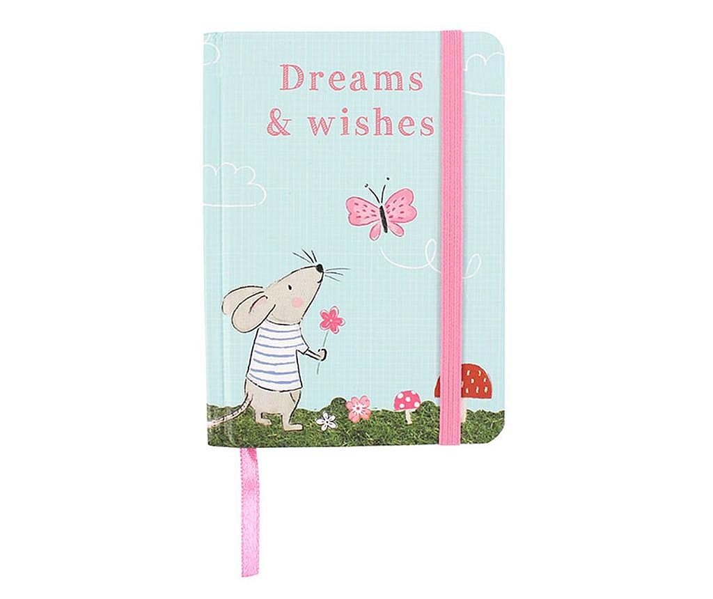 Carnetel Dreams and Wishes Mouse