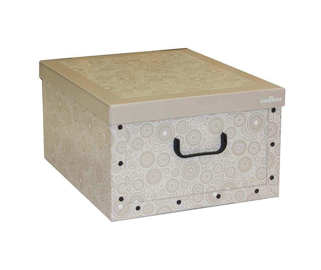 Cutie cu capac pentru depozitare Wasi