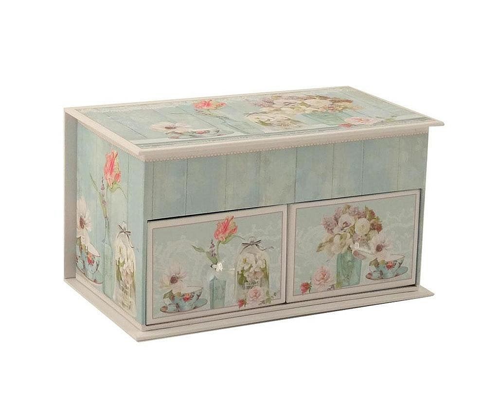 Kutija za nakit Delicate Flowers