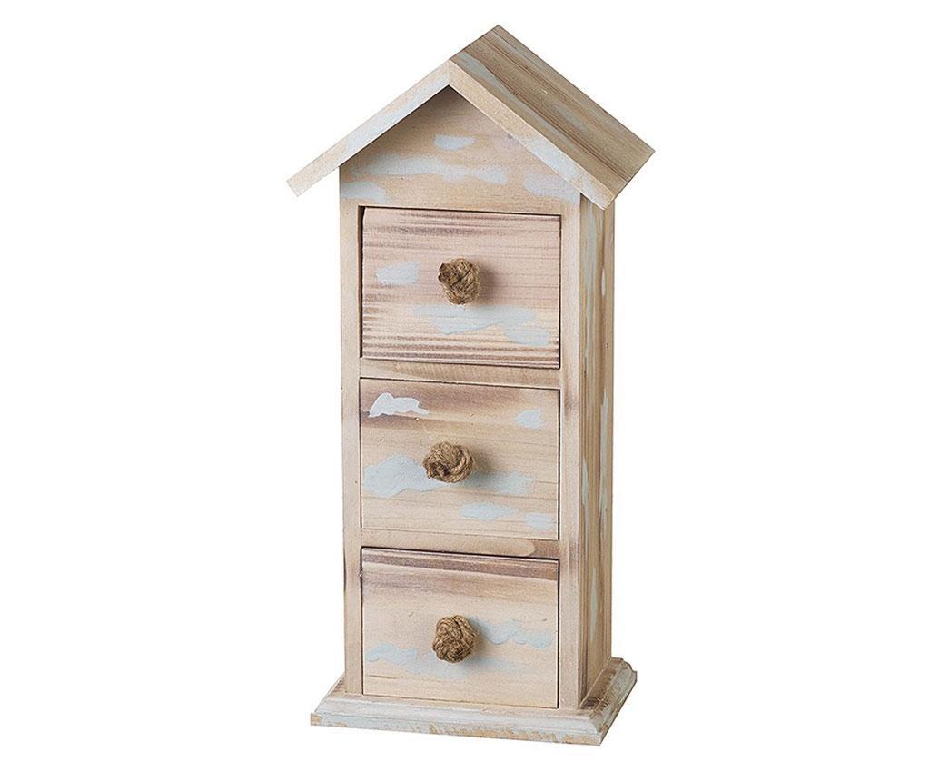 Kutija za nakit Raw House