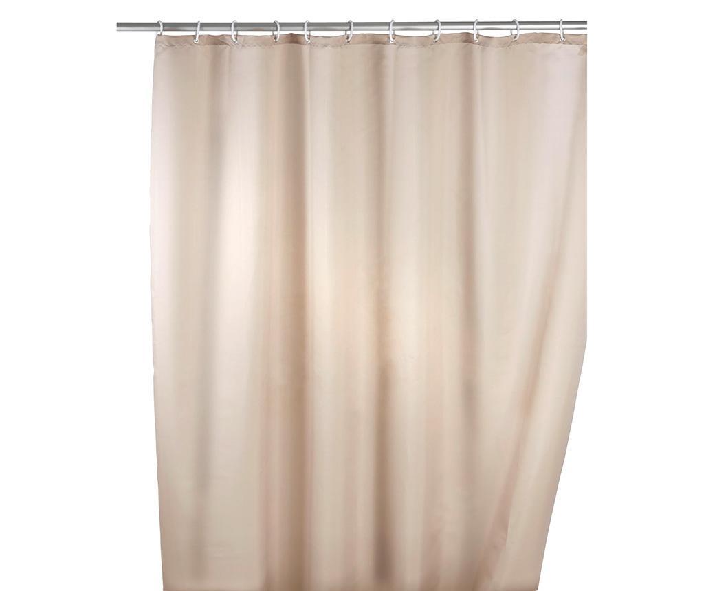 Zasłona prysznicowa Fresh Beige 180x200 cm