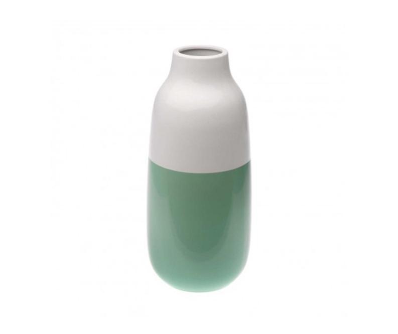 Vaza White Green