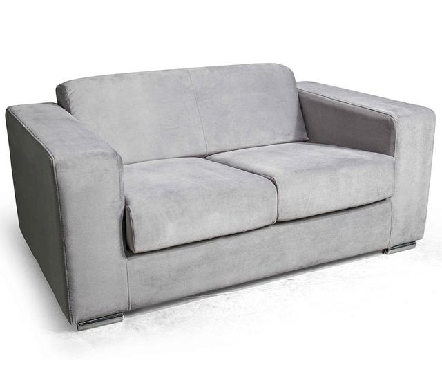 Ava Bladen Light Grey Kétszemélyes kanapé