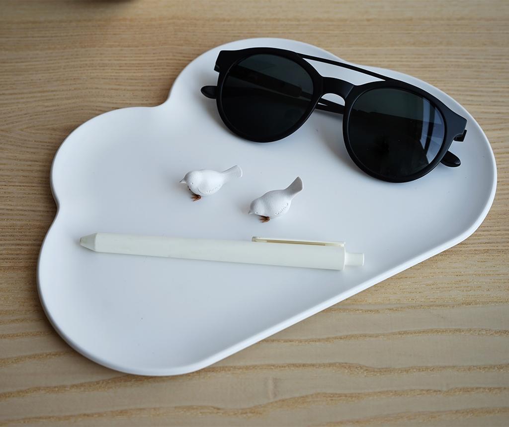 Tava pentru accesorii White Cloud