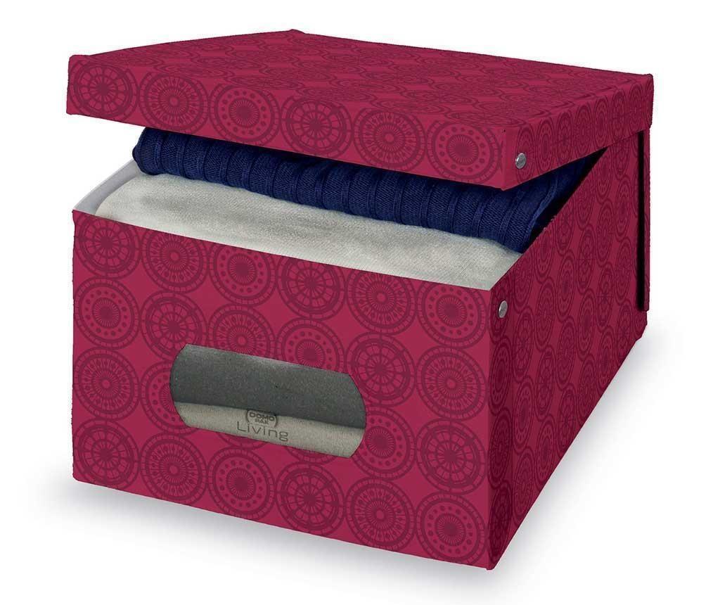 Kutija za spremanje s poklopcem Ella M