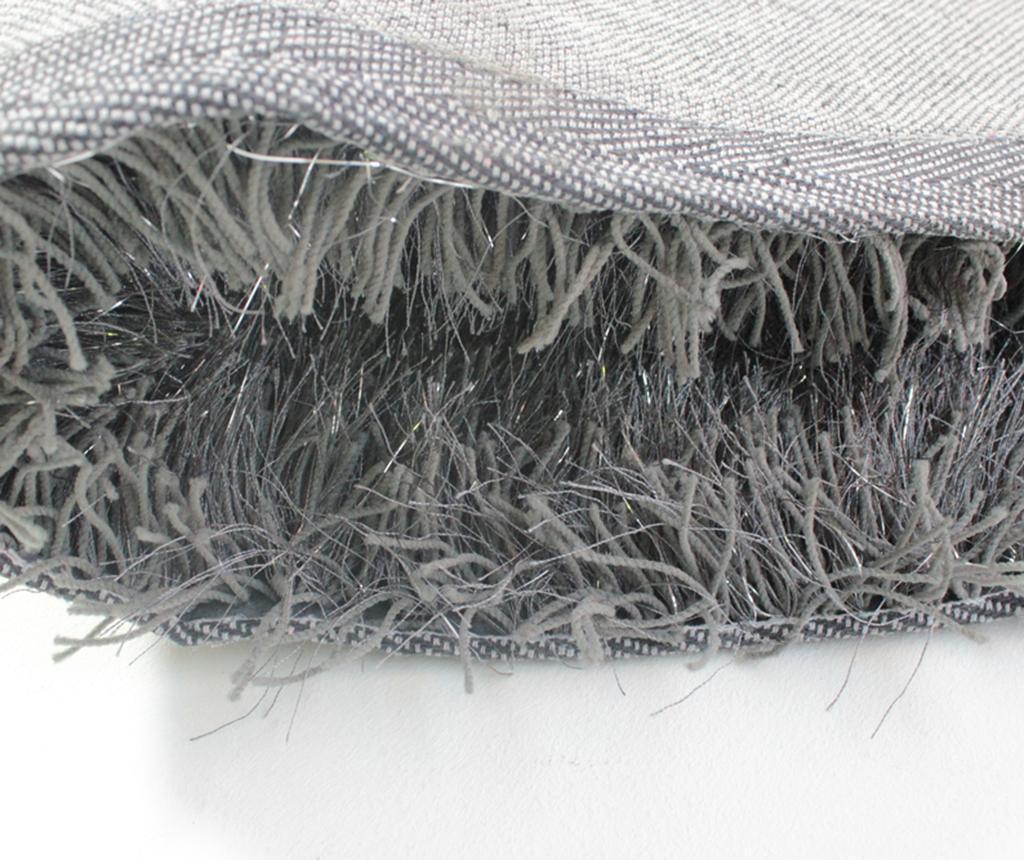 Covor Dazzle Charcoal 60x110cm