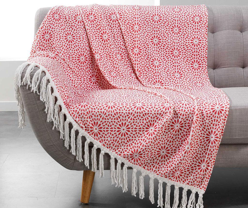 Pled Tunis Orange 125x150 cm