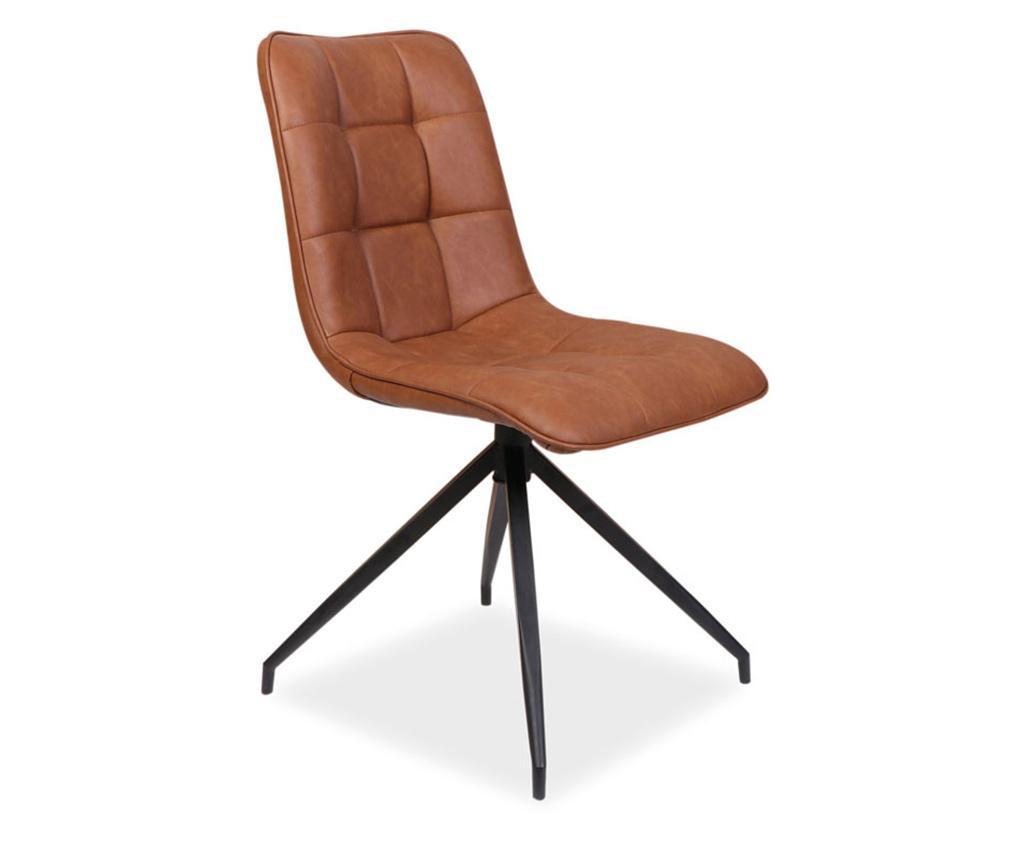 Καρέκλα Elsa Cognac