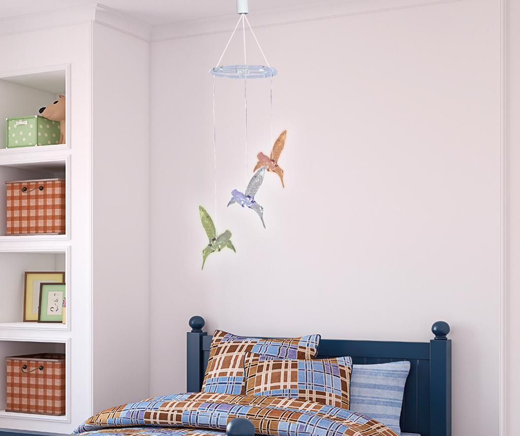 Svjetleći viseći ukras Kolibri Flock