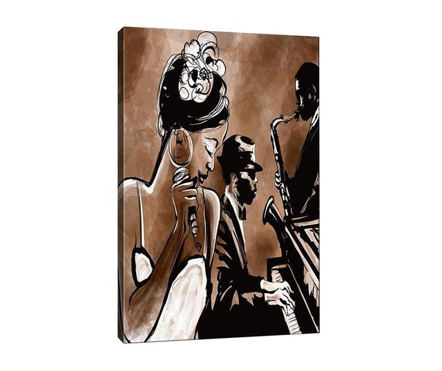 Tablou Nina Jazz 50x70 cm