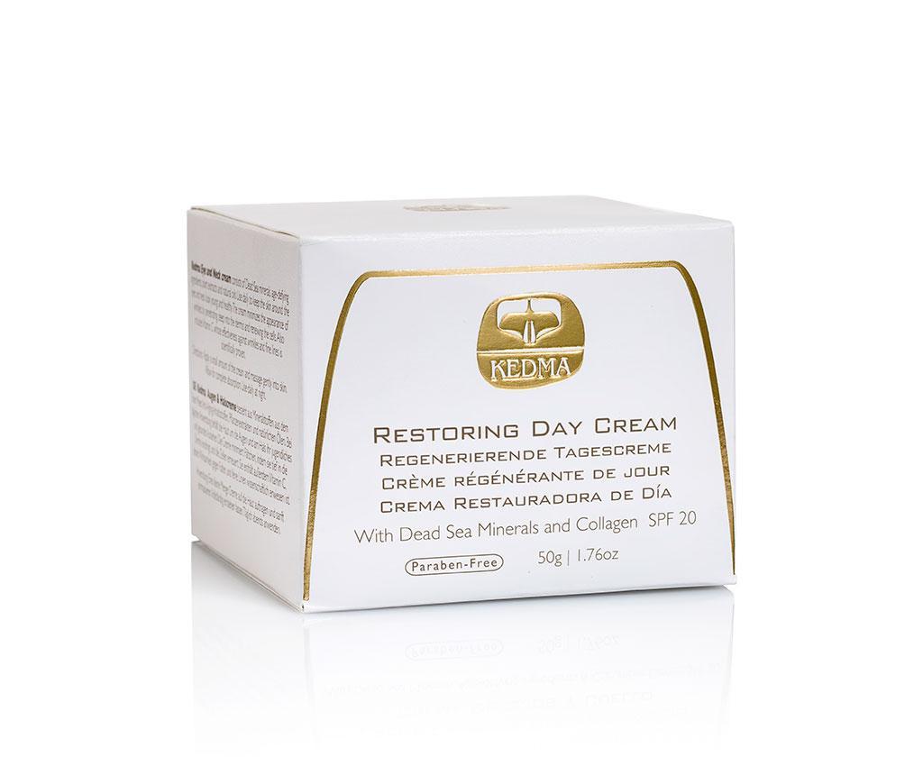 Crema regeneratoare de zi pentru fata Kedma Minerals Plus 50 g