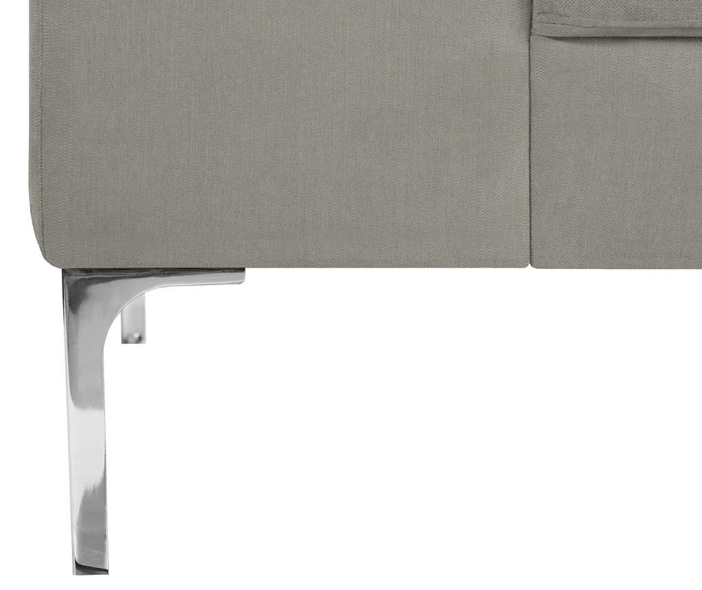Coltar stanga Dillinger Light Grey