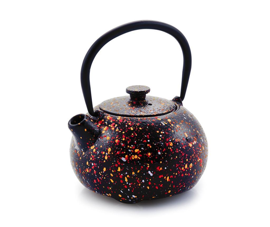 Ceainic cu infuzor Orchid 350 ml
