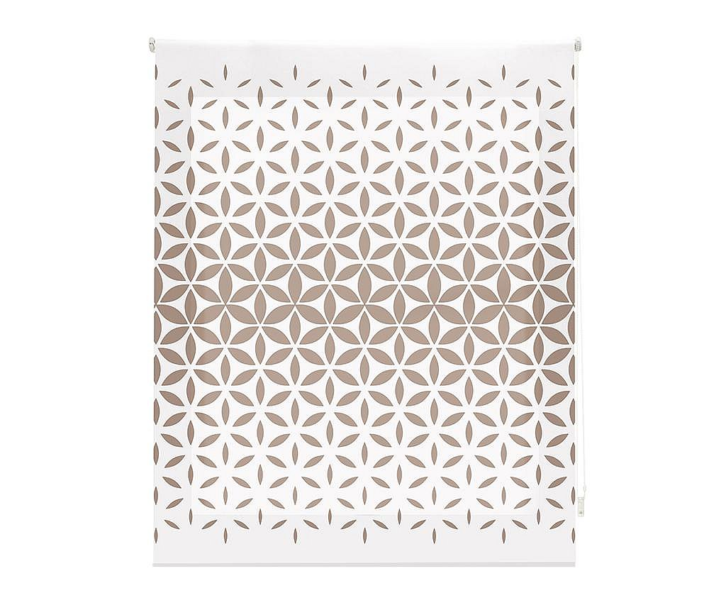 Jaluzea tip rulou Abstract Mosaic Beige 80x180 cm