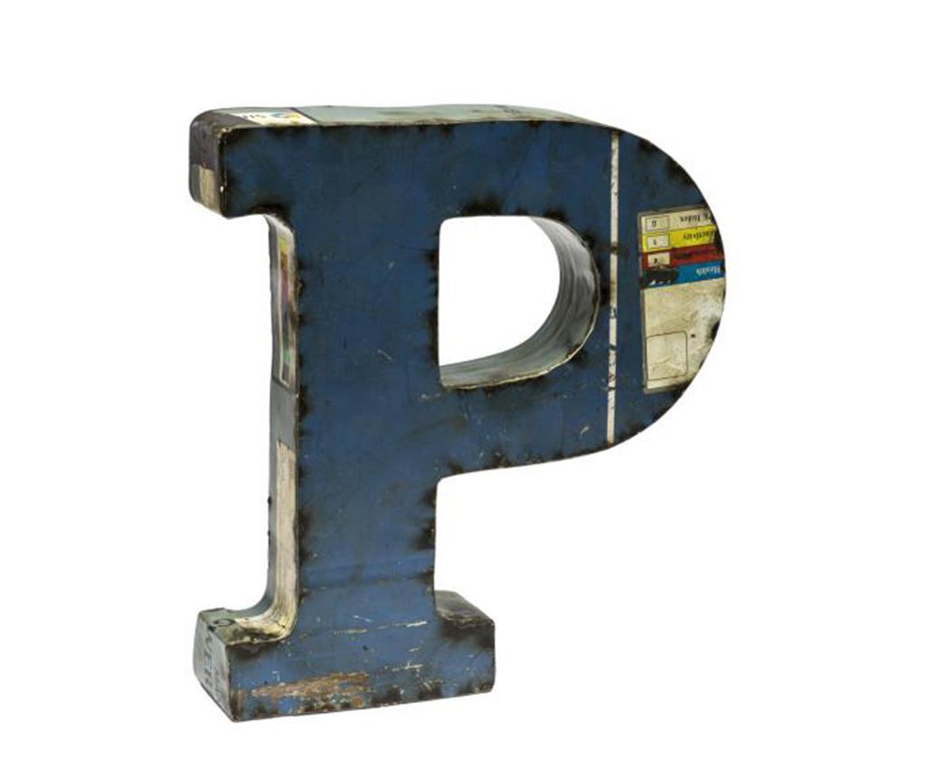 Ukras Letter P
