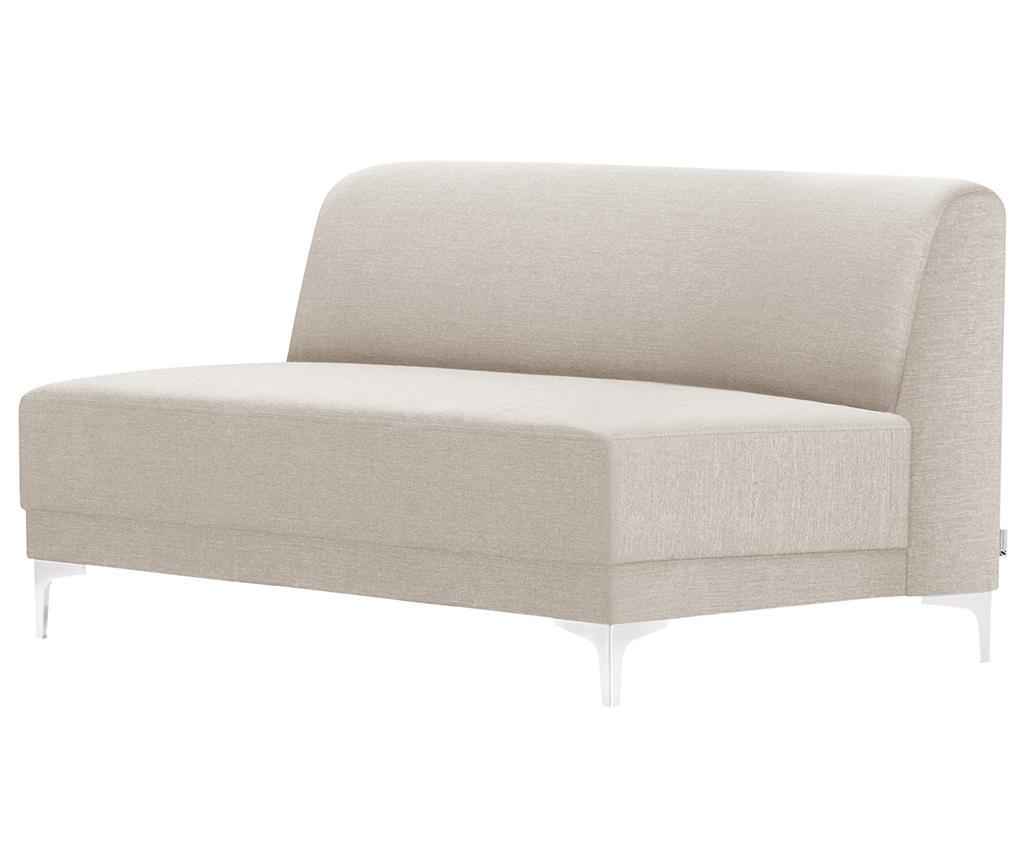 Canapea 2 locuri Allegra Cream