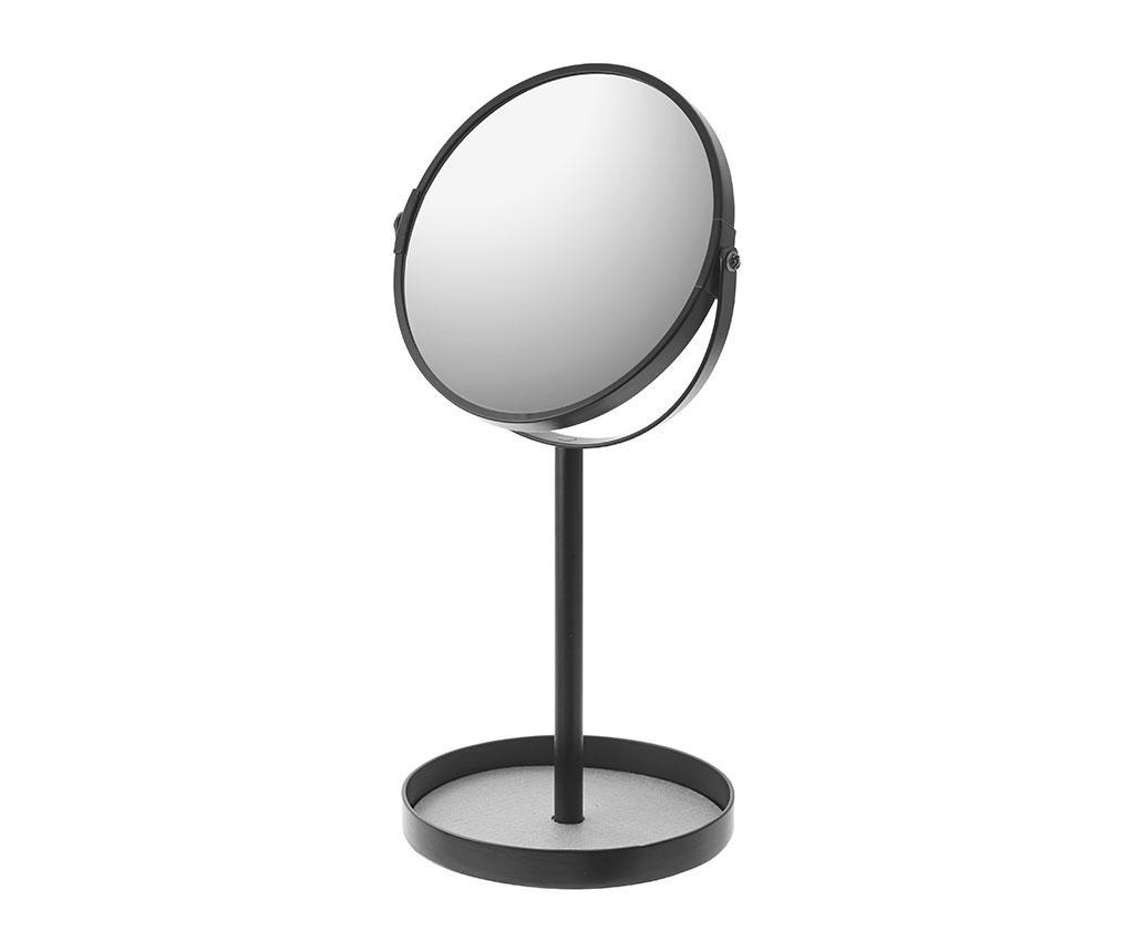 Oglinda cosmetica Tower Black