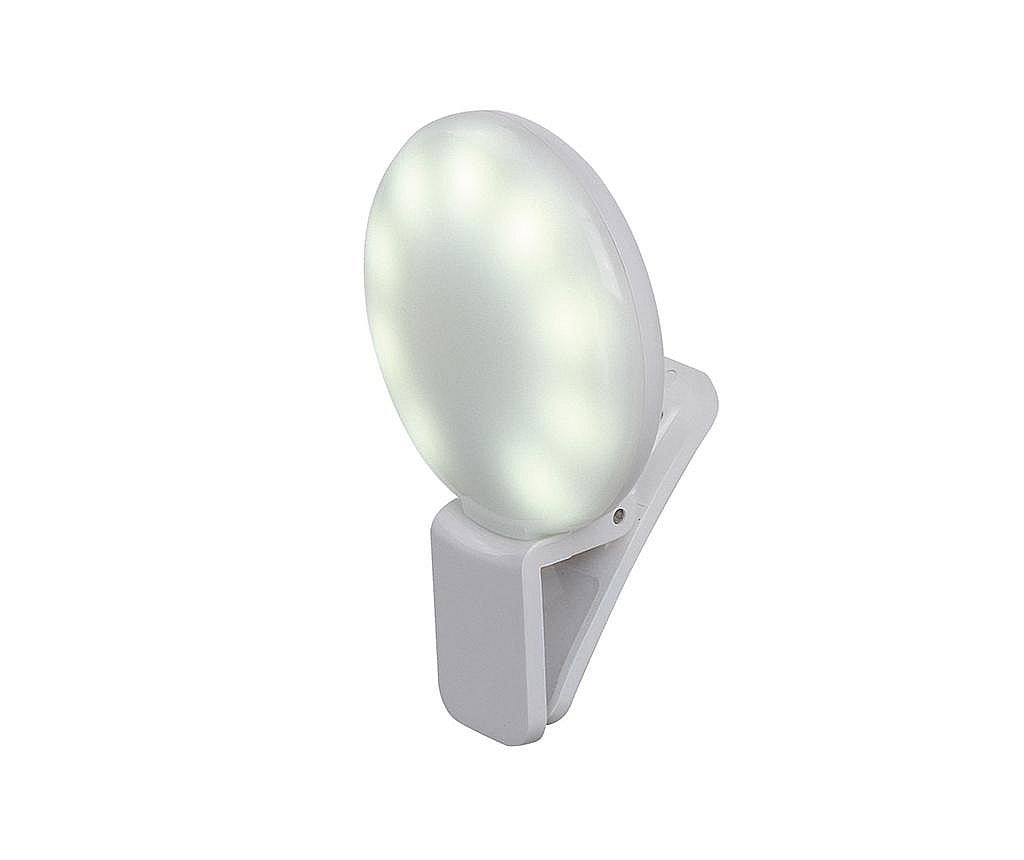 Blitz extern LED pentru telefon Clip Sonic