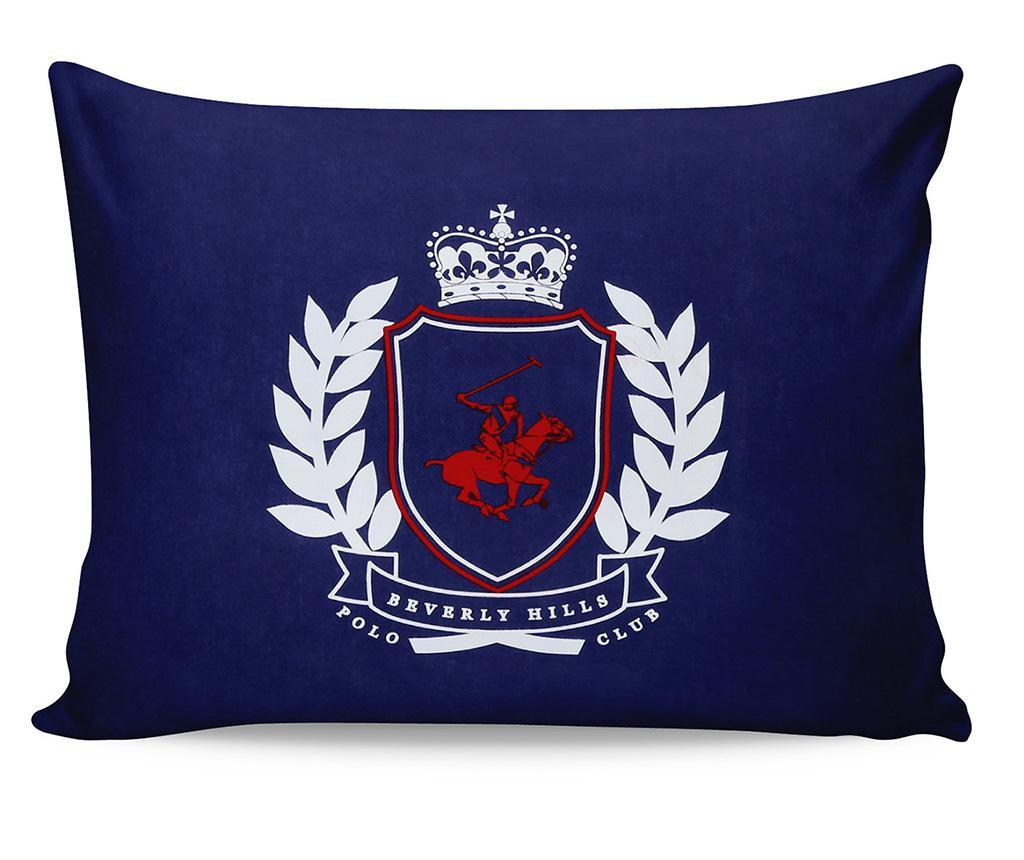 Set 2 jastučnice Ranforce Elliot Blue White 50x70 cm