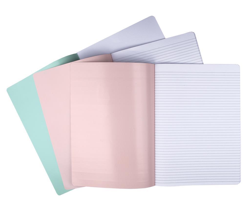Set 3 caiete Ideas