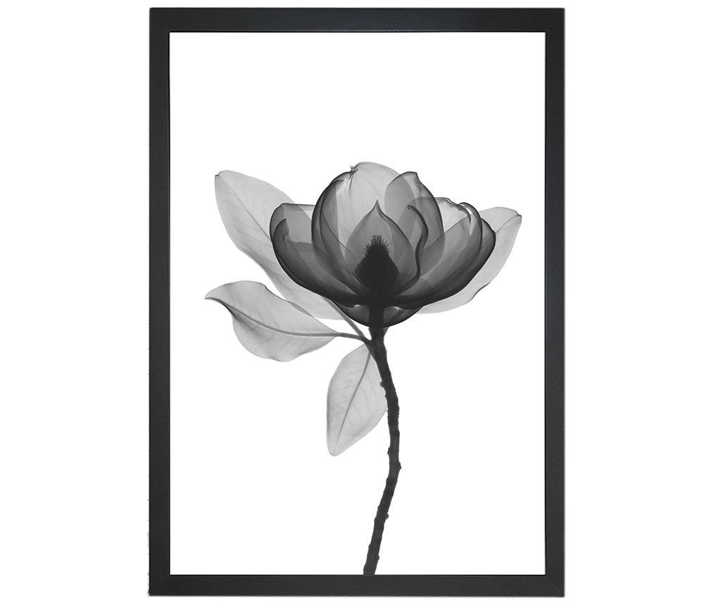 Tablou Harmony Flower 24x29 cm