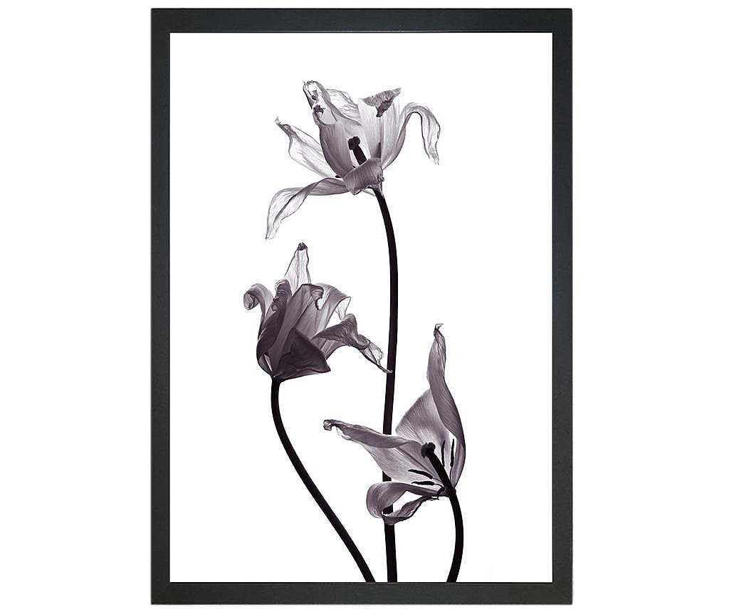 Tablou Beautiful Blossoms 24x29 cm