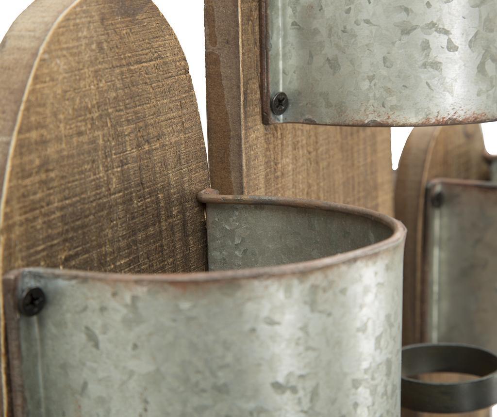 Suport de perete pentru sticle Cactus Tris