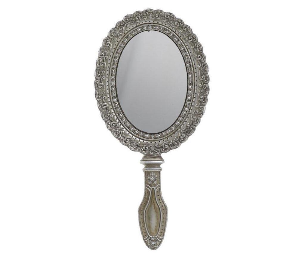 Oglinda de mana Libby Silver