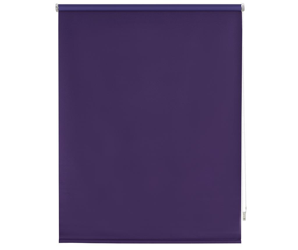 Rolo zastor Blackout Violet 180x230 cm